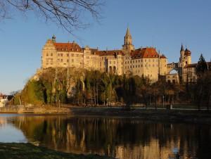 Schloss Sigmaringen - Quelle: Wikipedia