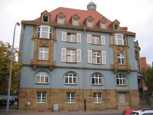 Rathaus in Donaueschingen - Quelle: Wikipedia